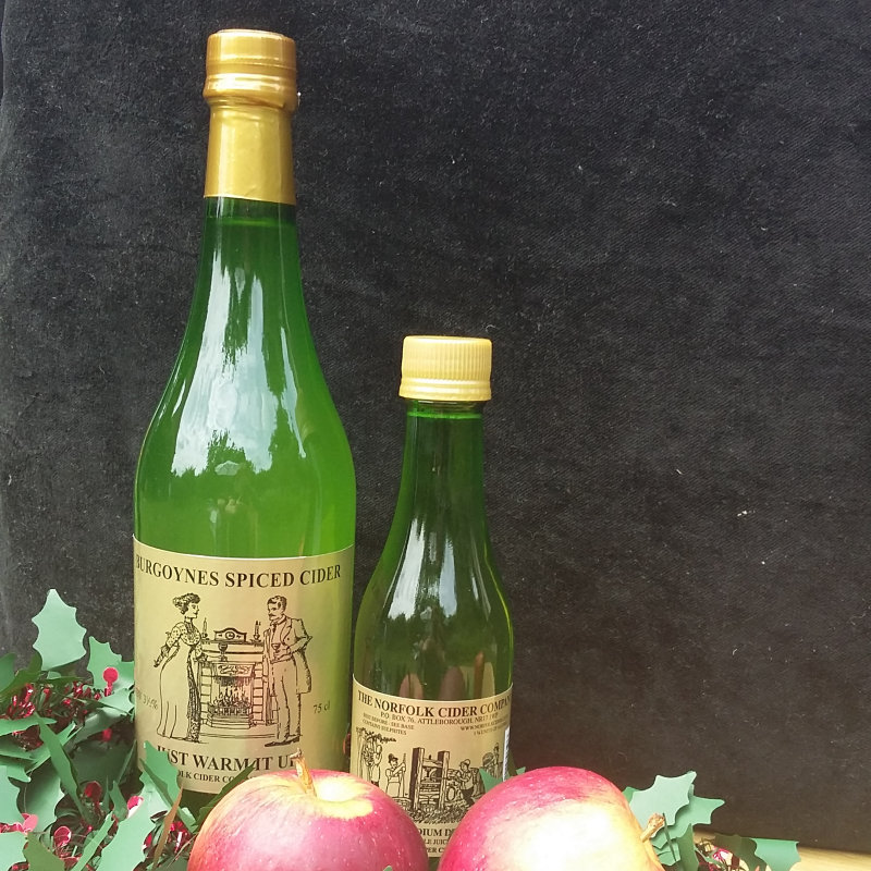 The Norfolk Cider Company - The Norfolk Cider Company, established in 1987, are now the oldest established cider makers in Norfolk,