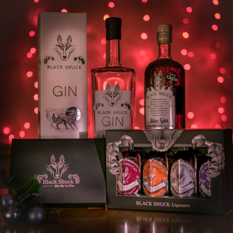 The Norfolk Sloe Company - We are a family run business making award winning Black Shuck Gin, Sloe Gin, Fruit Liqueurs and truffles. We make the best use of local fruits and ingredients to produce Norfolk Quality. - Deepdale Christmas Market - Christmas shopping for presents, decorations and great food & drink from 100+ stalls in large marquees around the Dalegate Market shops & caf� and in St Marys Church - A fabulous start to the festive season & a great reason to visit the beautiful North Norfolk Coast, England, UK - Friday 2nd, Saturday 3rd & Sunday 4th December 2016