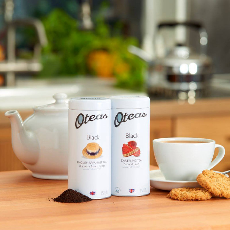 Oteas  - Oteas is a UK speciality Tea company. Our high quality Teas are sold in either biodegradable pyramid Teabags or as loose leaf teas. We also have a range of premium Teaware available. - Deepdale Christmas Market - Christmas shopping for presents, decorations and great food & drink from 100+ stalls in large marquees around the Dalegate Market shops & café and in St Marys Church - A fabulous start to the festive season & a great reason to visit the beautiful North Norfolk Coast, England, UK - Friday 2nd, Saturday 3rd & Sunday 4th December 2016