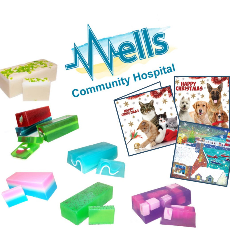 Wells Community Hospital Trust - Wells Community Hospital Trust is a local charity that provides a wide range of flexible and integrated health & wellbeing services for the community we serve.   - Deepdale Christmas Market at Dalegate Market | Shopping & Cafe - Friday 1st, Saturday 2nd & Sunday 3rd December 2017 - Christmas shopping for presents, decorations and great food & drink from 120+ stalls in large marquees around the Dalegate Market shops & café and in St Marys Church at the Deepdale Christmas Market, North Norfolk Coast