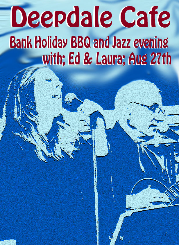 BBQ and Jazz Evening | Enjoy an evening of BBQ and Jazz at Deepdale Cafe - Dalegate Market | Shopping & Café, Burnham Deepdale, North Norfolk Coast, England, UK