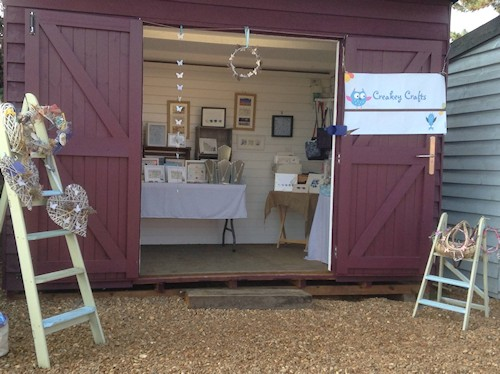 Pop Up Shops | Here on the North Norfolk Coast we like to mix beautiful coast & countryside with retail therapy. Dalegate Market will host Creakey Crafts, Kocokookie Kreations, JewelOri, Lottie's Little Treasures and V. H. Designs in the pop up shops this week. - Dalegate Market | Shopping & Café, Burnham Deepdale, North Norfolk Coast, England, UK