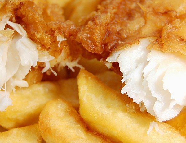Fishy Friday | Deepdale Cafe's famous fish and chips, Moules marinere (when in season) and changing specials. Includes a hot drink or glass of wine. | Deepdale Cafe, Dalegate Market, Burnham Deepdale, North Norfolk Coast, PE31 8FB