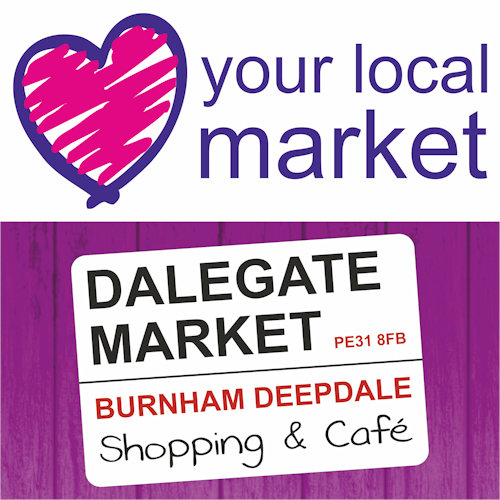 Love Your Local Market 2016 #LYLM2016, Dalegate Market, Burnham Deepdale, North Norfolk Coast, PE31 8FB | Dalegate Market is a proud supporter of Love Your Local Market.  Although this fornight in May highlights markets, we host local artisans, producers and events throughout the year, here on the beautiful North Norfolk Coast. | Deepdale Backpackers & Camping Events, Courses & Activities