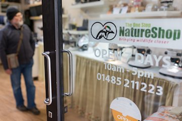 One Stop Nature Shop | Everything for Wildlife Observation - UK's largest selection of microscopes as well as a fully comprehensive range of binoculars and telescopes. Night Vision, Trail Cameras, Bird Feeding equipment and food, Nest Boxes, Wildlife Books and much much more - Deepdale Spring Market | Friday 29th to Sunday 31st March 2019