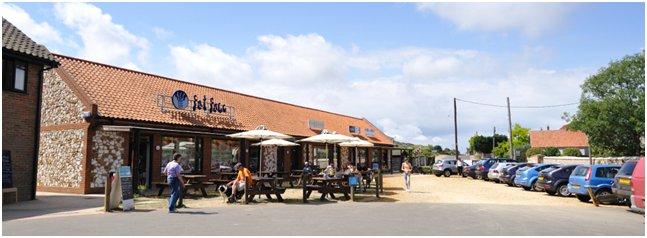 New Business Opportunity on the North Norfolk Coast | Opportunities for shop units on the north Norfolk coast don't come about very often, especially in sought after places like Burnham Deepdale.