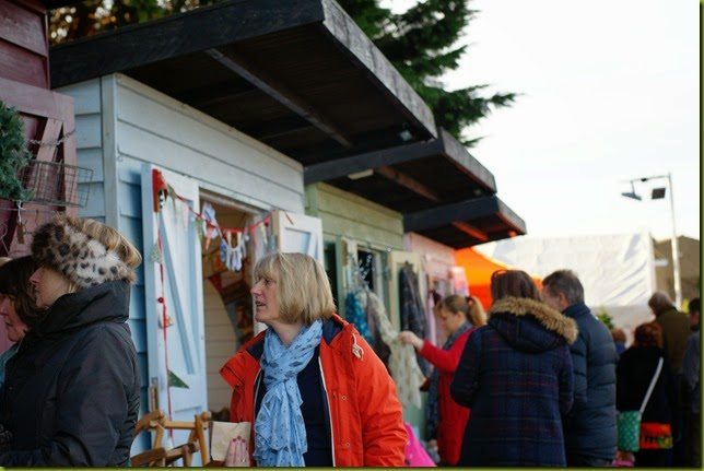 Dalegate Christmas Market at Burnham Deepdale | I've never been to a Christmas market before, don't ask how, so when I heard about Dalegate Christmas market on Twitter I decided this year would be THE year. Where would I be without Twitter these days?