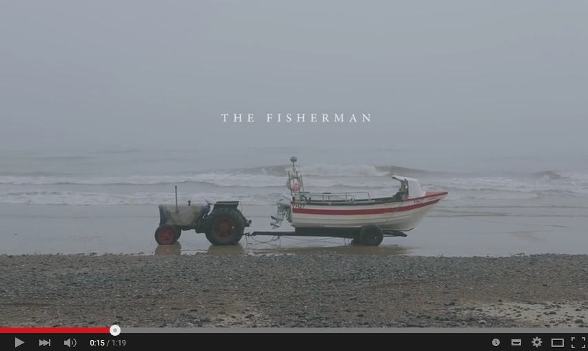 "Visit North Norfolk April Film - The Fisherman #YEAROFDISCOVERY - Meet Marty, a crab fisherman who has been fishing the seas of North Norfolk all his life.  Buying his first boat when he was 20, Marty explains that for him ""the early hours are the best time of the day"". - Dalegate Market 
