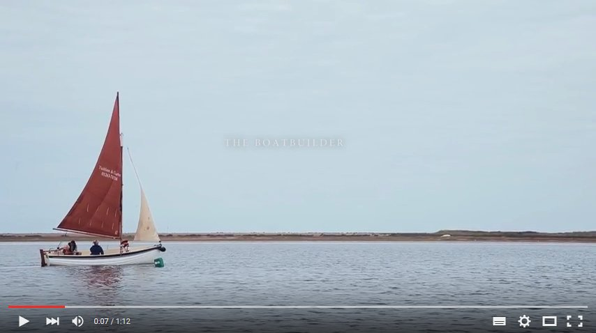 Visit North Norfolk July Film - The Boat Builder #YEAROFDISCOVERY | Meet Neil, a craftsman who specialises in building the traditional boats synonymous with North Norfolk… the Norfolk Oyster.