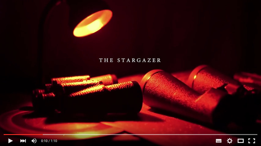 Visit North Norfolk September Film - The Stargazer #YEAROFDISCOVERY | Andrew tells us why Kelling Heath in North Norfolk is the perfect place for some celestial stargazing.