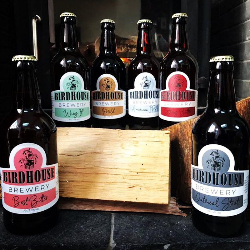 Birdhouse Brewery  - Birdhouse Brewery is based in Downham Market and at only 70 bottles per batch. One of the smallest breweries in the country. - Deepdale Spring Market | Friday 27th to Sunday 29th March 2020