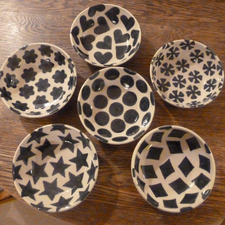 Cazcrafts - An eclectic mix of hand made and thrown studio ceramics. Practical ceramics for the home and garden, with a few quirky objects to make you smile. - Deepdale Spring Market | Friday 27th to Sunday 29th March 2020