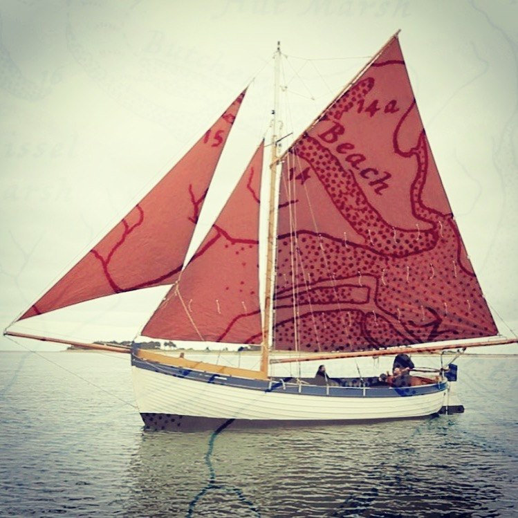 Coastal Exploration Co. - We create fun, relaxing, sometimes challenging, but undoubtedly life-enriching adventures on traditional wooden sailing boats, based in Wells-Next-The-Sea, on the beautiful North Norfolk Coast. - North Norfolk Hygge Fair - Friday 27th to Sunday 29th March 2020