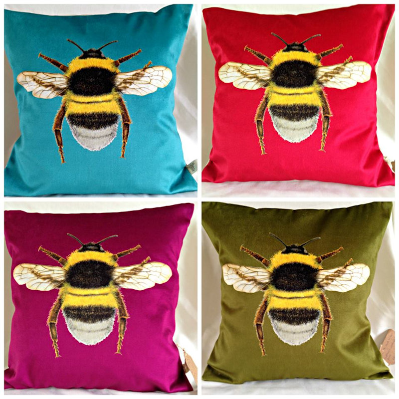 Cushion Cottage  - Beautiful handmade homewares and gifts. From sumptuous cushions to hand-rolled lampshades, complimented by unique and quirky copper candlesticks and lamps.  - Deepdale Spring Market | Friday 27th to Sunday 29th March 2020
