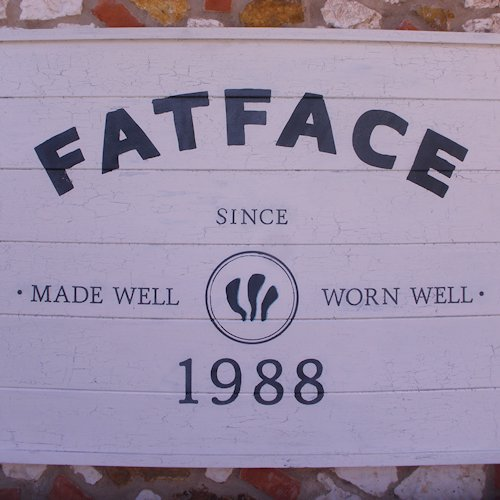 Fat Face Clothing - Fat Face is a leading designer & retailer of mens clothing, womens clothing and kids clothing for an active lifestyle. - Deepdale Spring Market | Friday 23rd to Sunday 25th March 2018