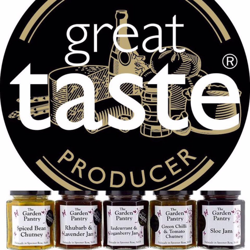 The Garden Pantry - Award winning artisan jams, chutneys and sauces. We produce a range of unique products made using home grown and locally sourced ingredients. - Deepdale Spring Market - Spring shopping from Norfolk artisans and producers, 50+ stalls in a large marquee and the Dalegate Market shops & café - Another great reason to visit the beautiful North Norfolk Coast, England, UK - Friday 24th to Sunday 26th March 2017