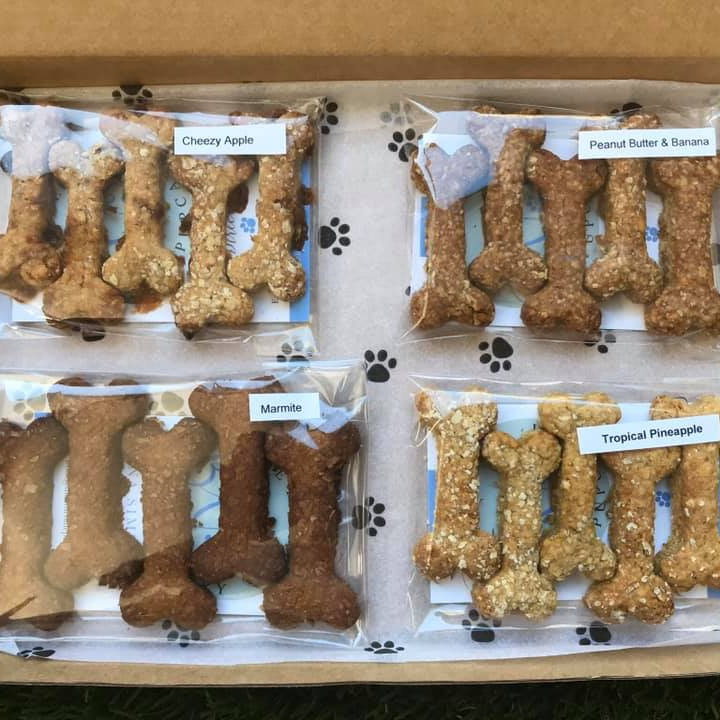 The Little Blue Pupcakery - Paw-Crafted Dog Treats & Celebration Bakes made with locally sourced & organic ingredients making our treats & bakes as Natural, Gluten & Grain free where possible, but most importantly made with love - Deepdale Spring Market | Friday 27th to Sunday 29th March 2020