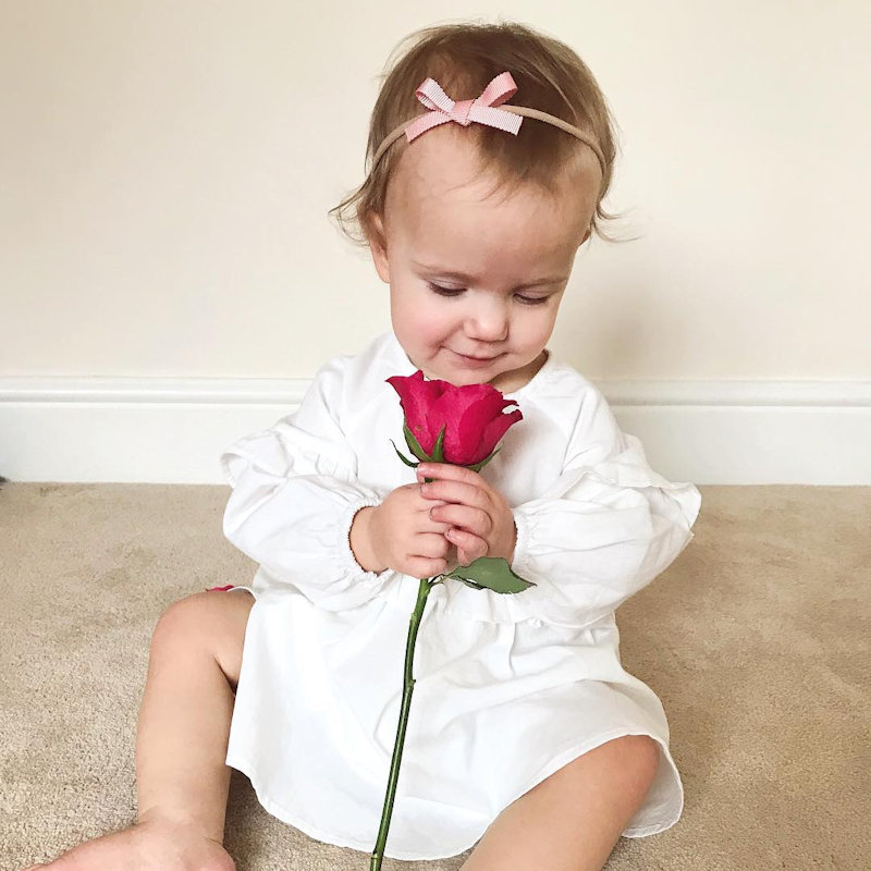Lulu Rose Boutique - A beautiful collection of lovingly handmade hair accessories, birthday crowns and accessories for babies, toddlers and children.  - Deepdale Spring Market   Friday 29th to Sunday 31st March 2019