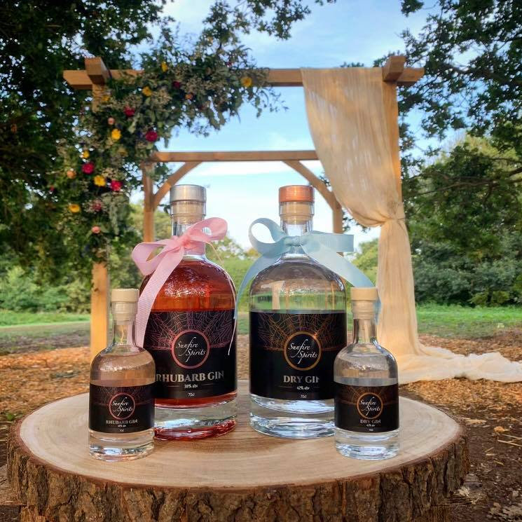 Sunfire Spirits  - Sunfire Spirits is a small family run distillery based in Mid-Norfolk. We specialise in making premium handmade spirits in very small batches of 21 bottles, allowing perfection every time! - Deepdale Spring Market | Friday 27th to Sunday 29th March 2020