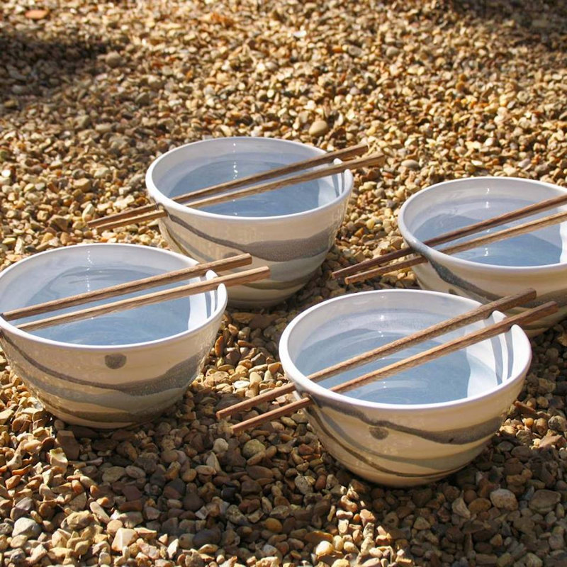 Tricia Francis Pottery - Hand thrown locally made kitchenware. All things practical and useful. Pottery to use every day or one offs for special occasions, glazed in the colours of the Norfolk Coast. - Deepdale Spring Market | Friday 27th to Sunday 29th March 2020