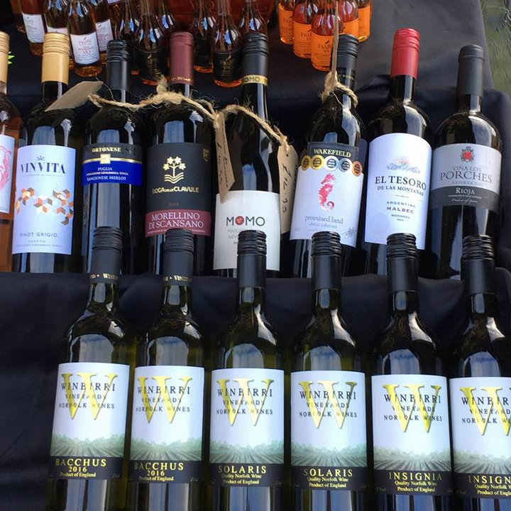 Warlingham Wines - Providers of fine wines, local beers and spirits. By the bottle and glass. We also make cocktails, and alcoholic and non-alcoholic slushes. - Deepdale Spring Market | Friday 23rd to Sunday 25th March 2018